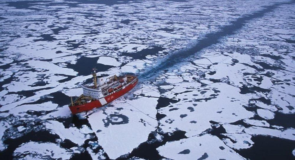 媒體:中國首艘自主建造極地科考破冰船或於2019年完工