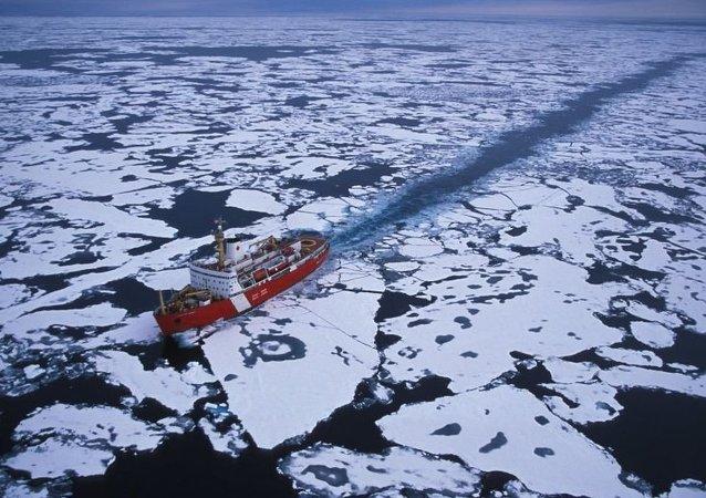 专家:俄中北极地区基础设施项目可以成为极地丝绸之路发展的推动力