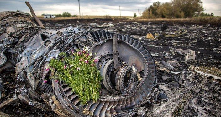 俄總統新聞秘書:荷蘭安全委員會對馬航MH17墜機的報告不客觀