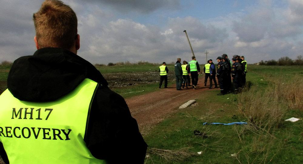 俄副外长:荷兰提交的马航MH17坠机事件调查报告有失偏颇