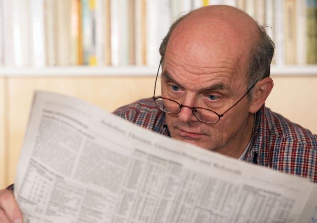 媒体:俄罗斯计划于2016年将退休金提高7%