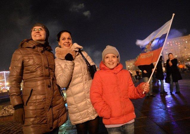 民調:近半俄羅斯人認為俄是個大國