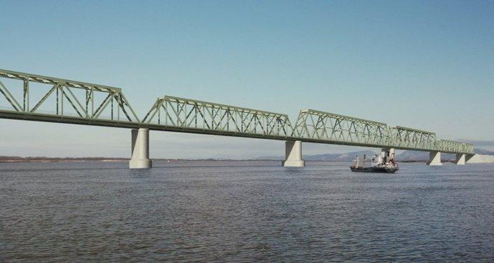 阿穆尔河大桥