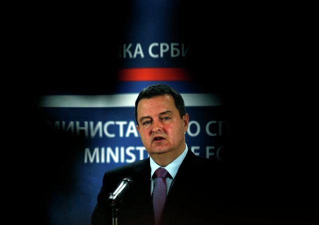 塞尔维亚外交部:没有关于希腊承认科索沃的报道
