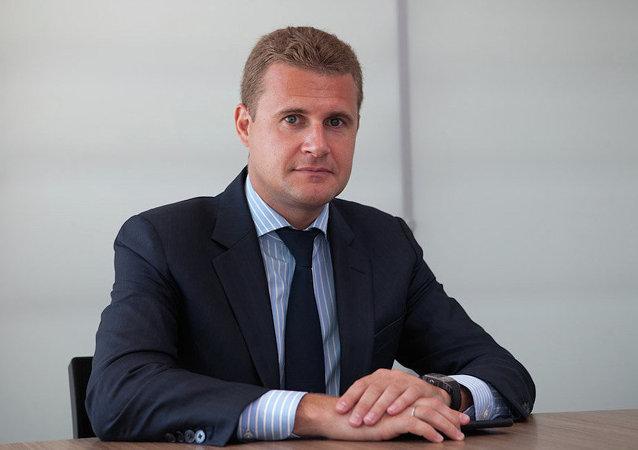 俄罗斯远东发展基金总经理阿列克谢·切昆科夫