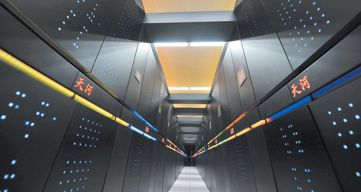 """""""天河一号""""超级计算机今日恢复运行"""