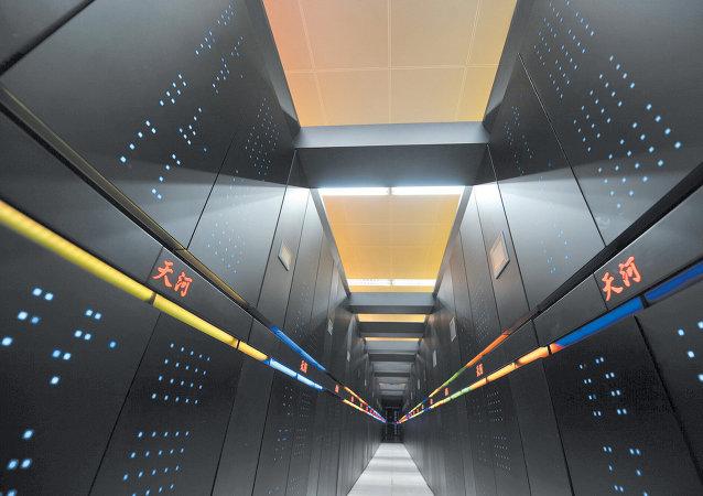 「天河一號」超級計算機