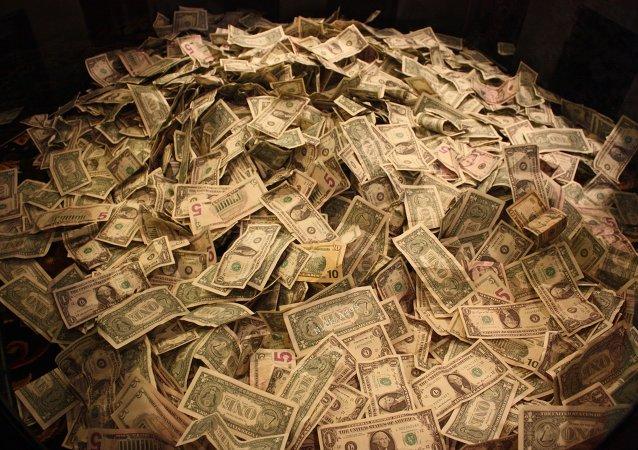 美國加州售出一張中獎金額約4.5億美元的彩票