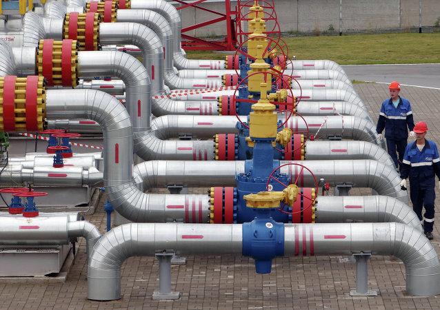 俄气:与中国就西线供气线路的谈判顺利开展