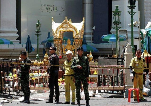 """泰国爆炸事件有""""维族人踪迹""""?"""