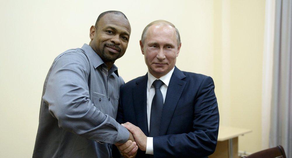 美國拳擊手申請俄羅斯國籍