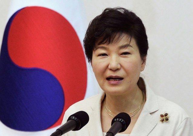 朴槿惠呼吁朝鲜人逃往韩国