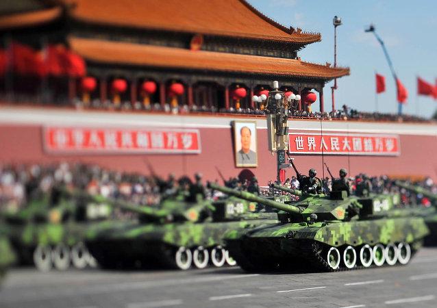 俄專家:中國不會在閱兵式上展示所有新式武器