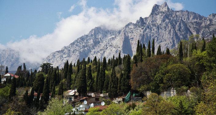 克里米亚山区