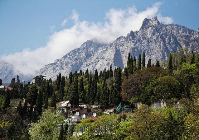 克里米亞山區