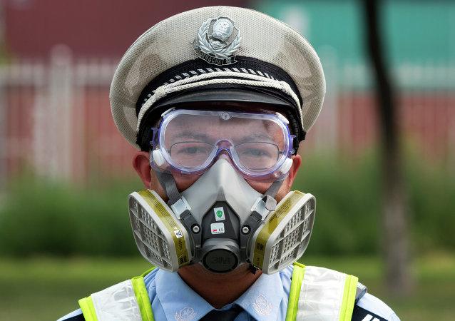媒体:中国东部化工厂爆炸造成1人死亡