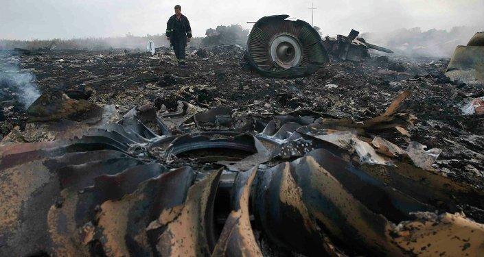 被質疑攻擊馬航波音777飛機的烏前飛行員自殺