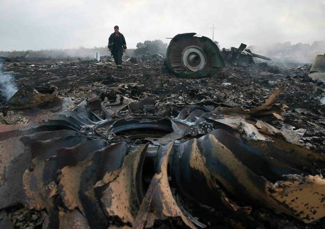 MH17空难
