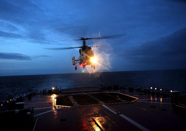 """俄北方舰队将为""""中国青岛""""号帆船进行北极考察提供保障"""