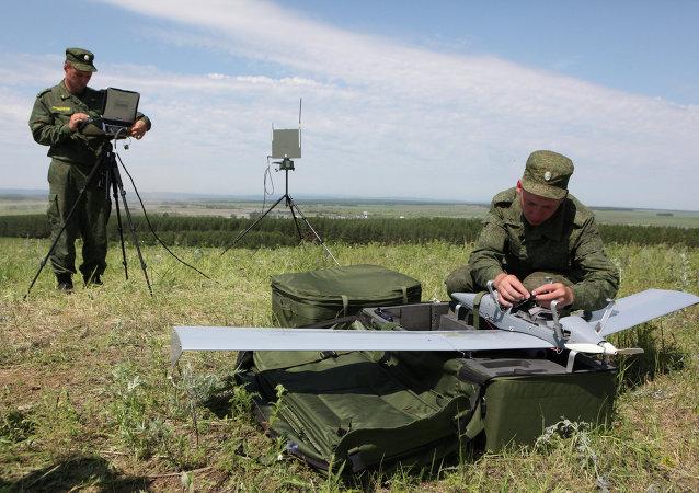 """俄国防部:""""哨所""""无人机将保障俄蒙外贝加尔演习视频转播"""