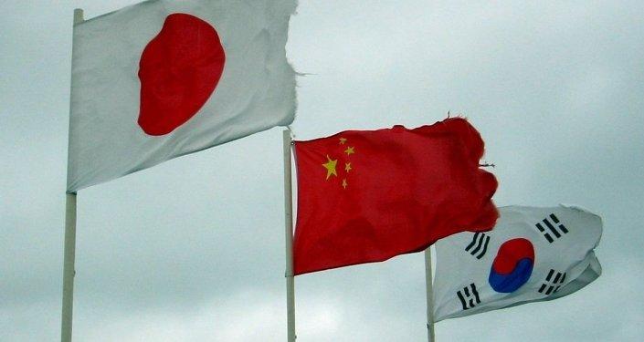 中国呼吁日韩对抗贸易保护主义