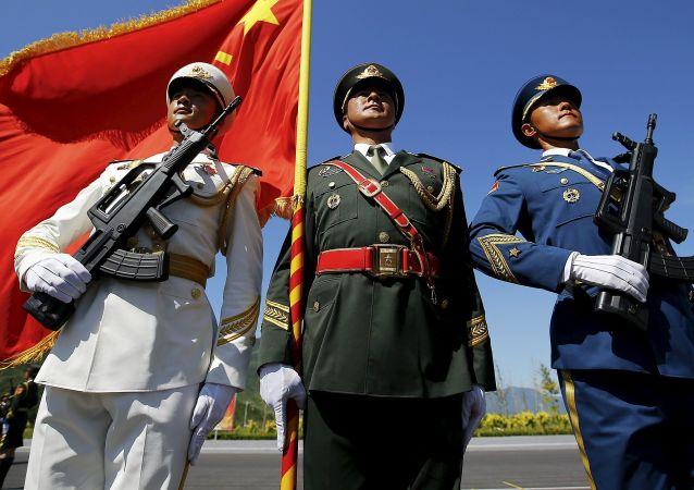 新中国成立70周年阅兵活动不针对任何国家和地区 不针对任何特定事态
