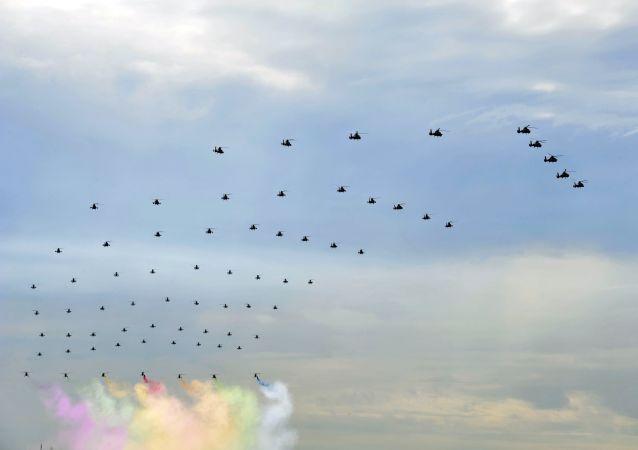 """""""俄罗斯直升机""""公司将参加第三届中国天津国际直升机博览会"""