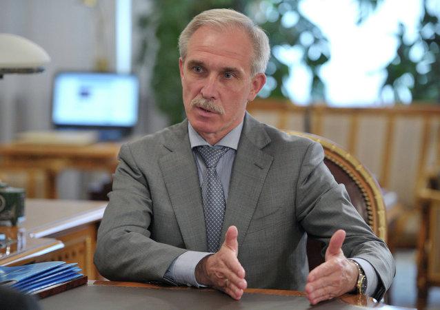 謝爾蓋•莫羅佐夫