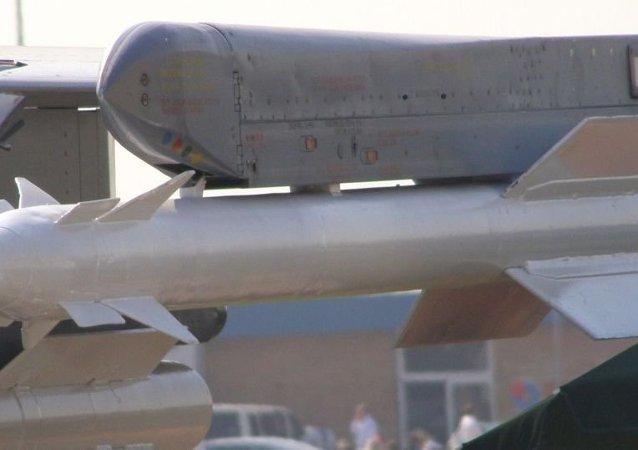 R-73飞弹