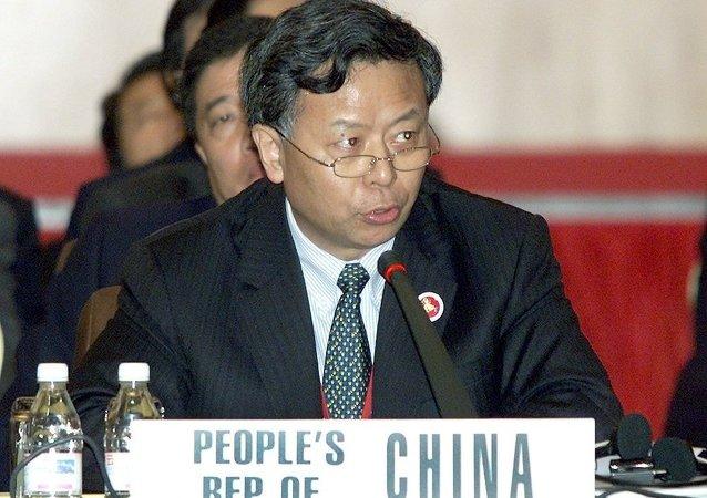 亚洲基础设施投资银行(AIIB)的首任当选行长金立群