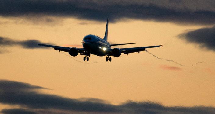 Boeing 737(资料图片)