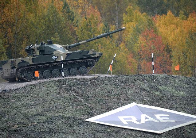 普京:俄2015年军工产品出口总额为145亿美元