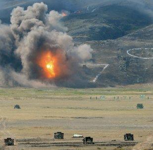 哈薩克斯坦舉行首長參謀部戰略演習