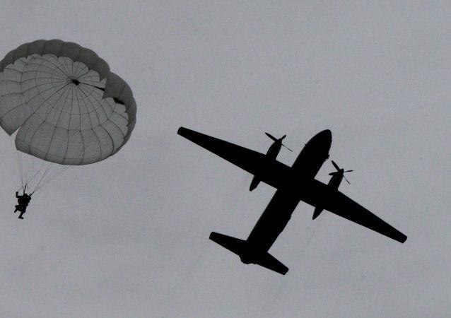 新型降落傘將從2020年開始進入俄空降兵部隊服役