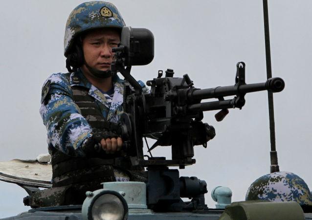 大規模反恐演習已在上海開始