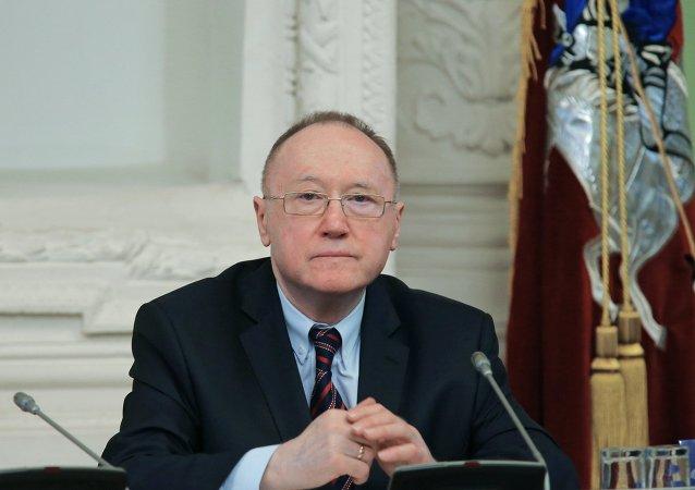 俄外交学院院长:对汉语及中国的热情正以难以置信的速度升温