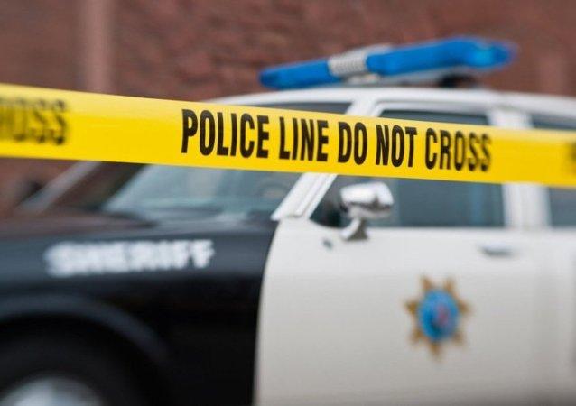 TV:在美国路易斯安那商店打伤警察的凶犯已落网