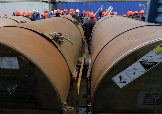 俄原子能集團旗下Uranium One公司欲將鈾銷量翻番