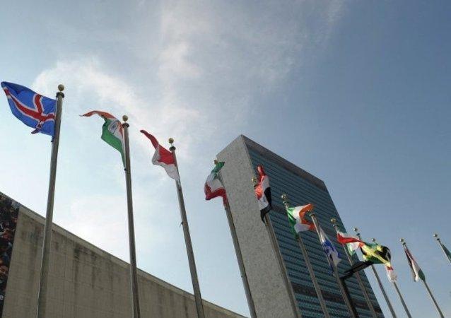 应在联合国讨论将国际活动移至未实施制裁国家的问题