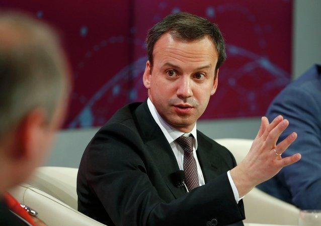 俄副总理:俄希望意大利成为俄能源出口欧洲和非洲的能源枢纽