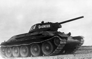 苏联T-34坦克