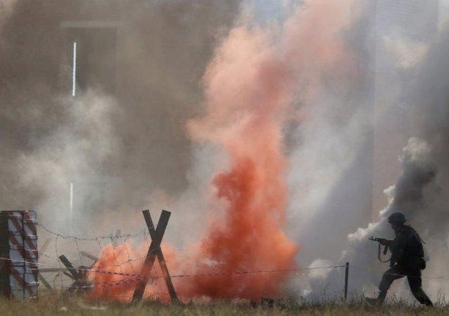 俄東部軍區今年舉行超過300場演習 進行100余次導彈發射