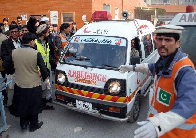 巴基斯坦教堂遭遇死士恐袭,五人丧生