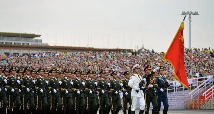 俄羅斯歷史學家評論9月3日北京閱兵式