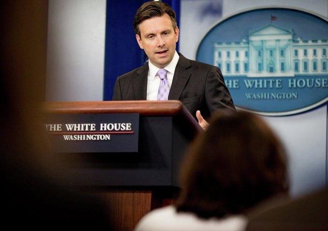 白宫新闻发言人厄内斯特