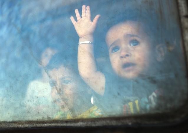 媒体:容克已制定了德国应接纳逾3万名难民的计划
