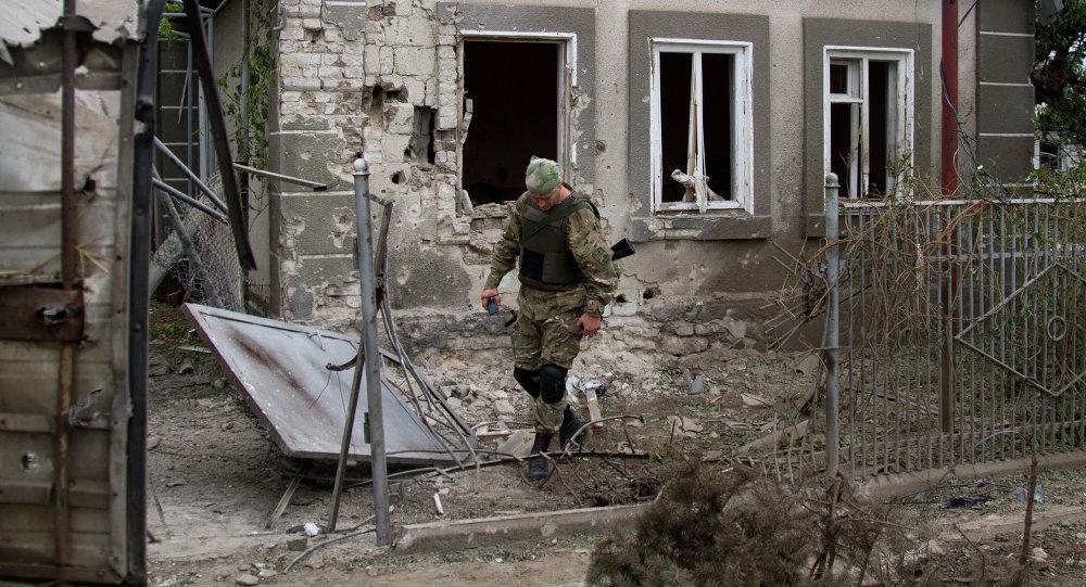 联合国:顿巴斯冲突至今已致3023名平民死亡