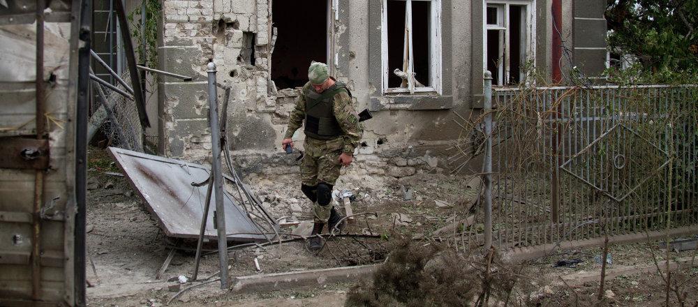 顿巴斯冲突至今已造成3035名平民死亡