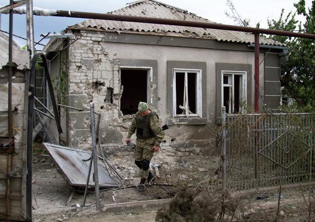頓涅茨克人民共和國稱2016年該國300多人在交火中喪生