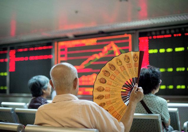 亞太地區證券市場因憂慮中國經濟而普現跌勢